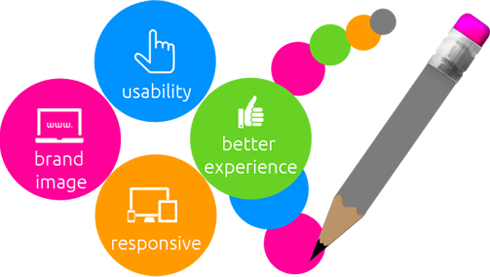 Responsive Website Design Logo Brand And Graphic Services