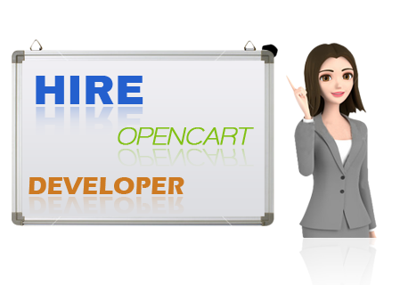 Hire Opencart Developer